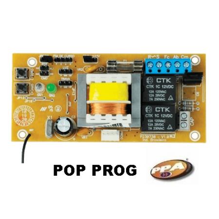 CENTRAL POP PROG - UNIVERSAL - PPA - A22183