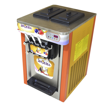 Maquina de Sorvete Acai e Frozen - Multivisi / Sorvetec