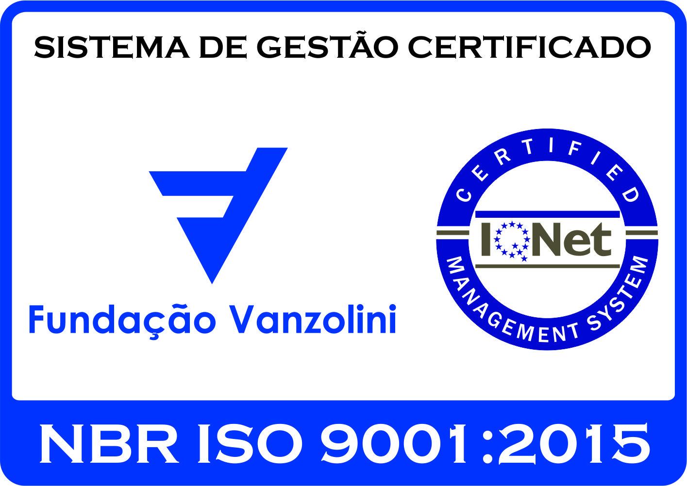 Certificação ISO-9001
