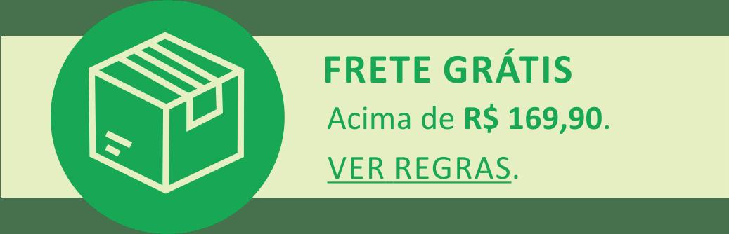 Frete Grátis - Nature Center