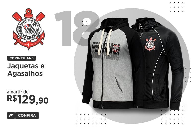 Camisas de Futebol do Corinthians - FutFanatics 9aceaafdfd031