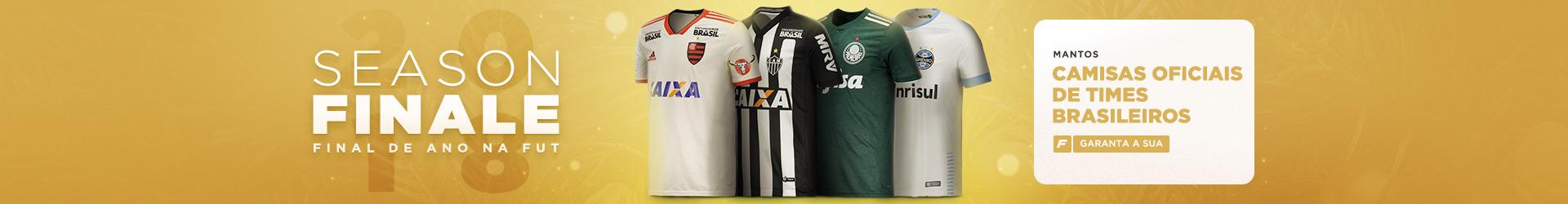 Camisas de Futebol do Ceará Sporting Club - FutFanatics d0d7a329356a1