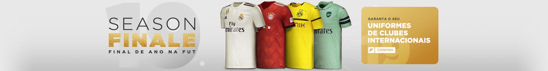f5fb2530c3 Camisas de Futebol dos Principais Clubes Internacionais - FutFanatics