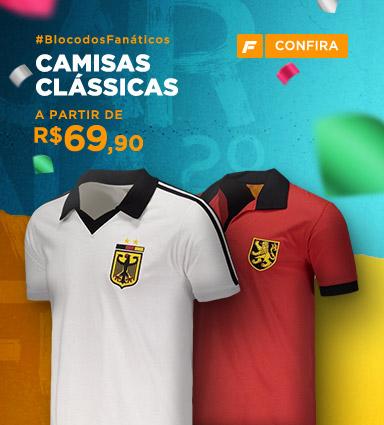 Camisas Oficiais de Futebol das Principais Seleções do Mundo ... 3900a56a7e791