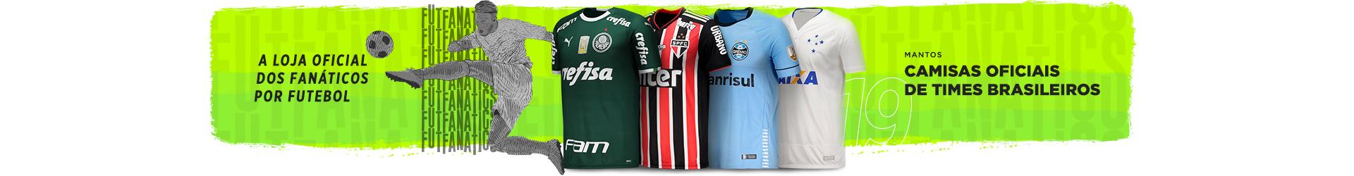 Camisas de Futebol dos Principais Clubes Brasileiros - FutFanatics 3af5df7f7d8a6