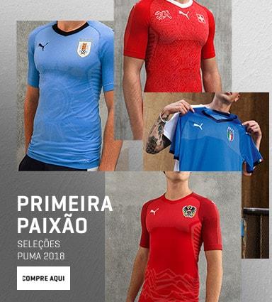 0b3ea2b26c Camisas Oficiais de Futebol dos Principais Clubes Internacionais ...