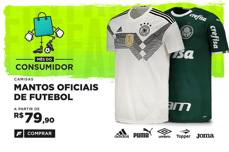84b6c5a90f99d FutFanatics - A Loja Oficial dos Fanáticos por Futebol