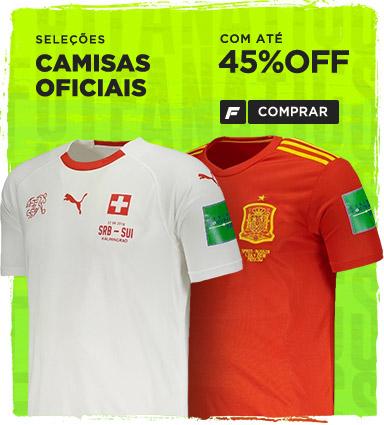 188ca90d3bb FutFanatics - A Loja Oficial dos Fanáticos por Futebol