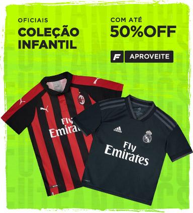 7b871c3b3e13d Camisas Oficiais de Futebol das Principais Seleções do Mundo ...