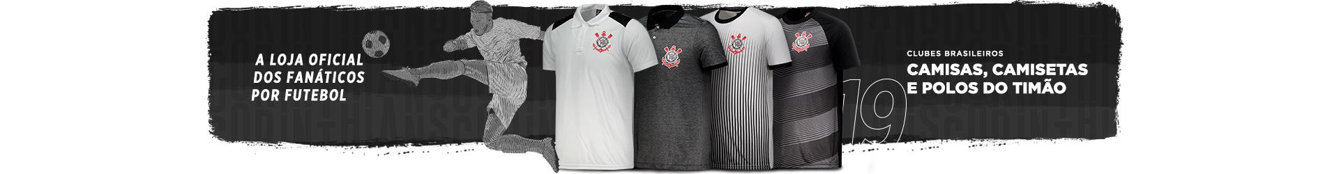 59837bcb1bcbd Camisas e Produtos do Corinthians - FutFanatics