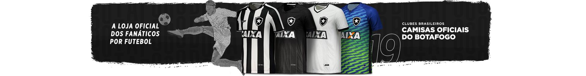 b5309b8fcadce Camisas de Futebol do Botafogo - FutFanatics