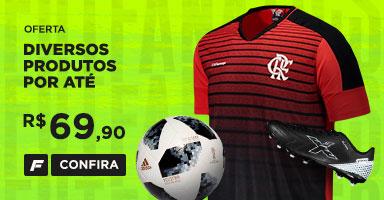 69eda72fb FutFanatics - A Loja Oficial dos Fanáticos por Futebol