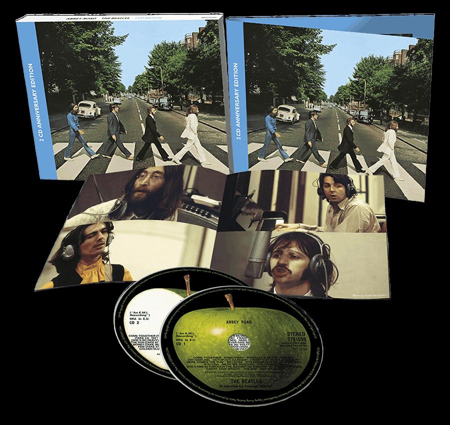 abbey road cd duplo