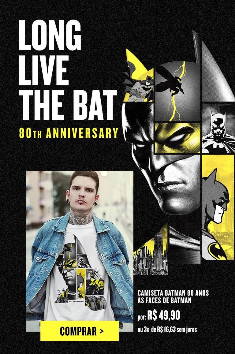 Batman Especial 80 Anos