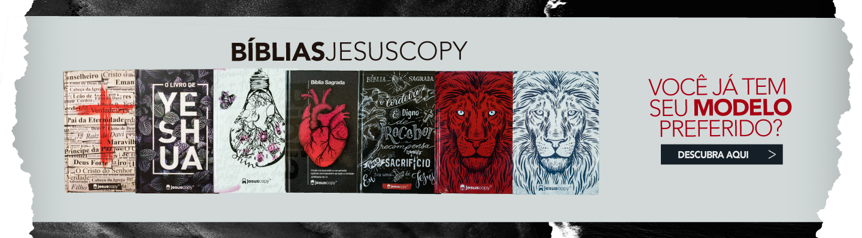 BÍBLIAS JESUSCOPY