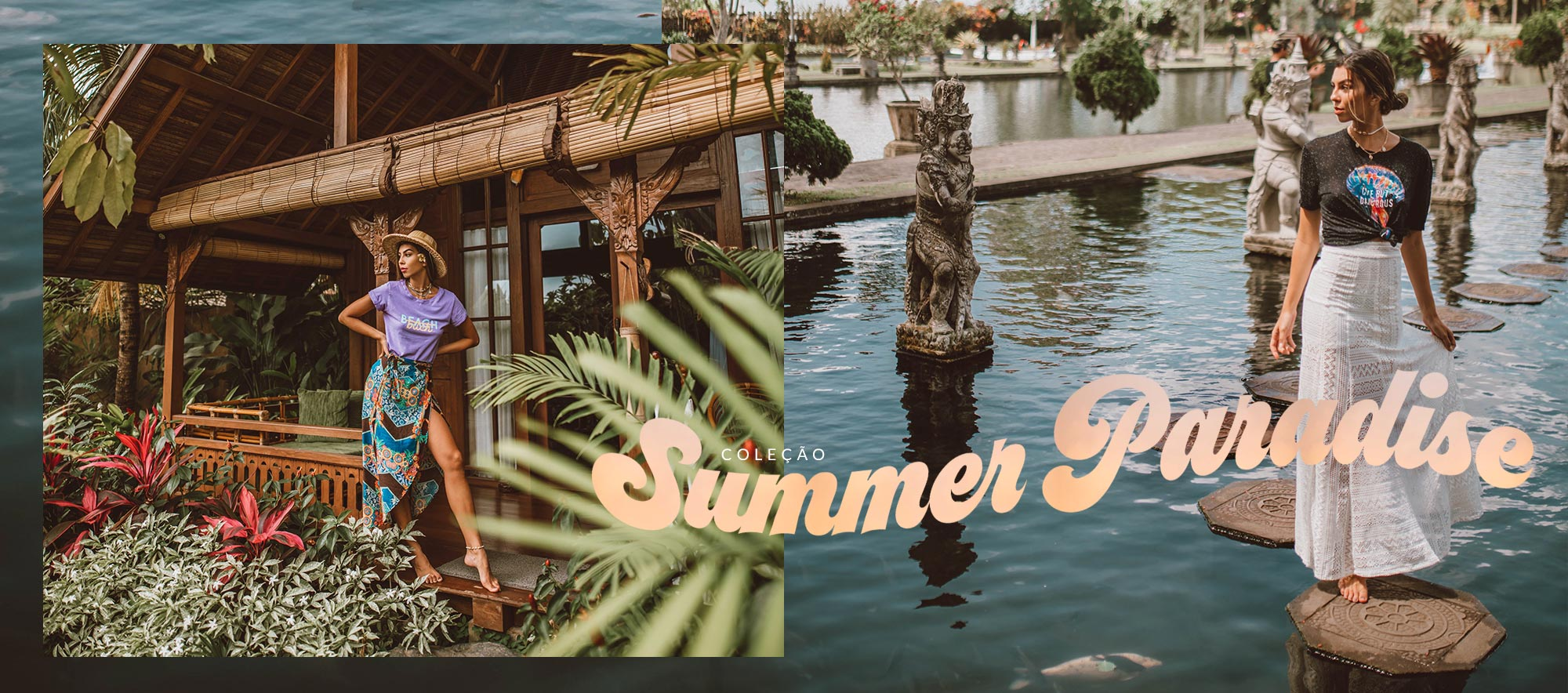Coleção Summer Paradise