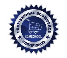 Selo Silver Profissional de Ecommerce Certificado