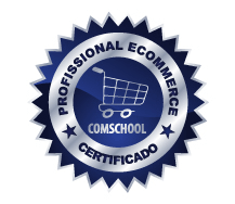 Selo Silver Profissional de Ecommerce Certificado