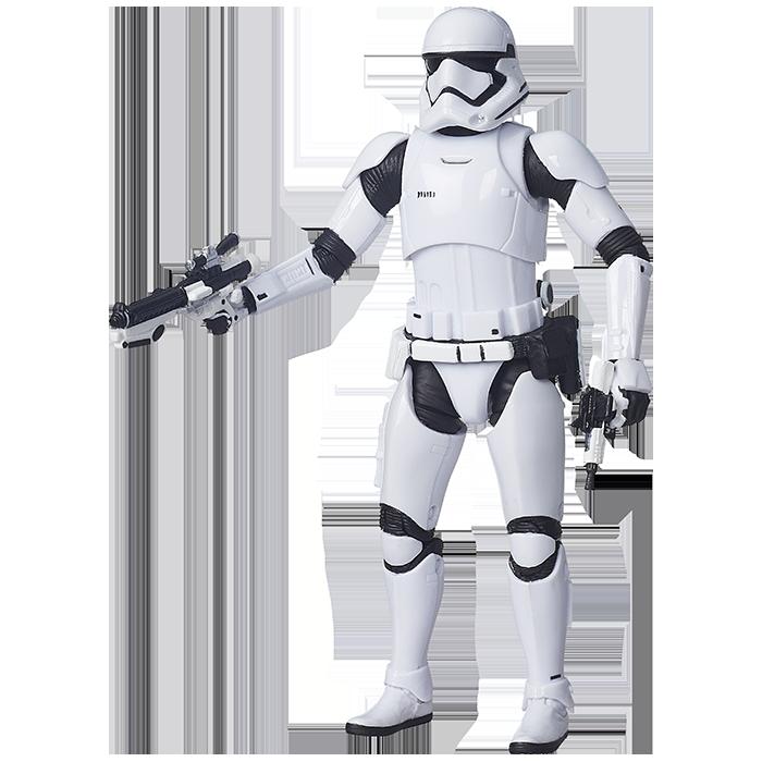Boneco Stormtrooper