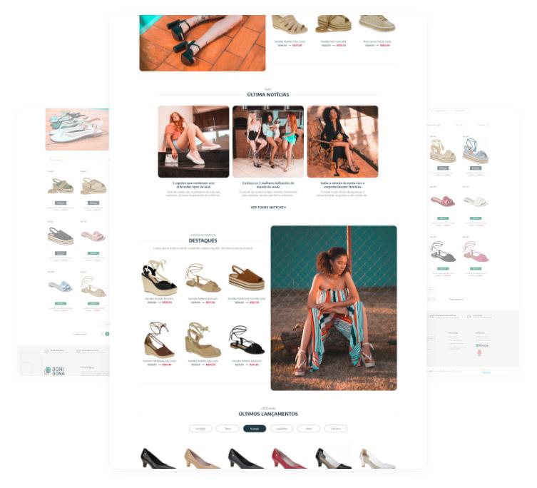 Basta navegar entre as diversas páginas de produtos do nosso site e encontrar os produtos perfeito para você!