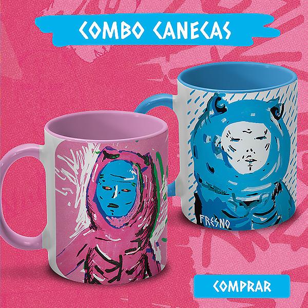 Combo Canecas