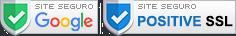 Selo de Segurança Google e Certificado SSL