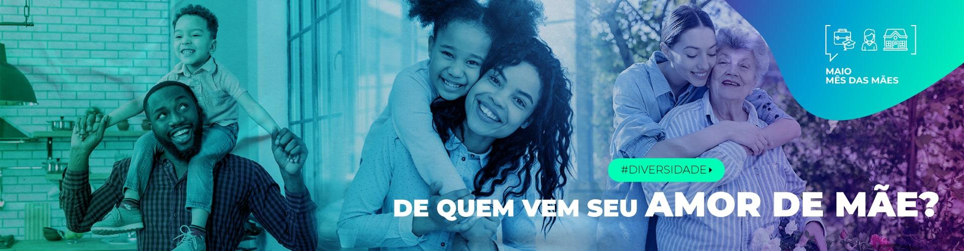Banner Dia das Mães