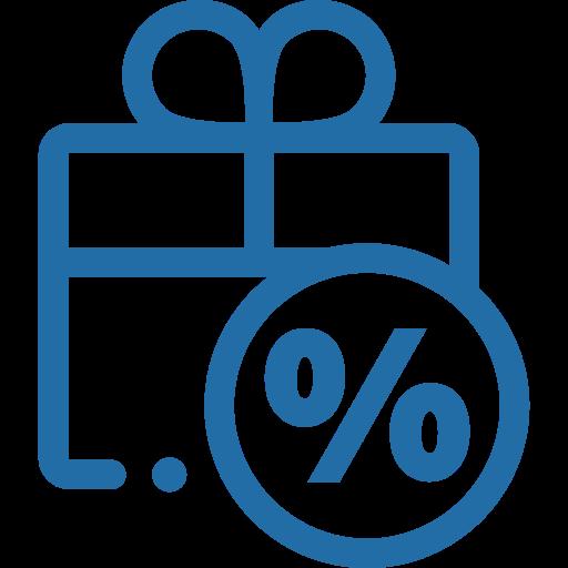 8% DE DESCONTO