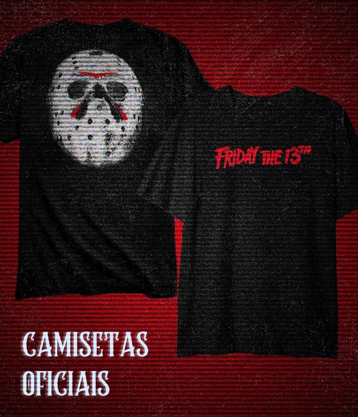 Camisetas Horror