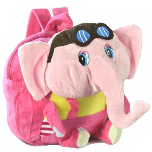 Mochila_infantil_Pelucia_3D_elefante_oculos_pink_CBRN07547_01