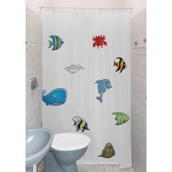 Cortinas Estampadas para Banheiro