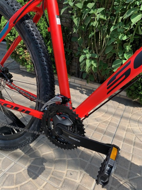 Bicicleta Aro 29 Soul SL 129 21 Velocidades Freio Hidraulico