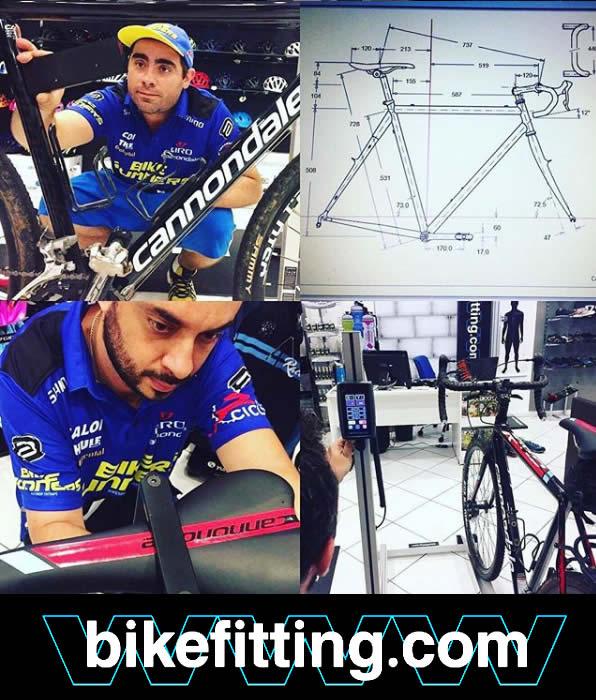 Bike Fit Shimano
