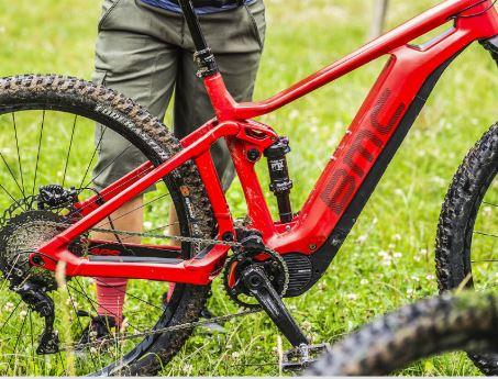 Bike Eletrica BMC