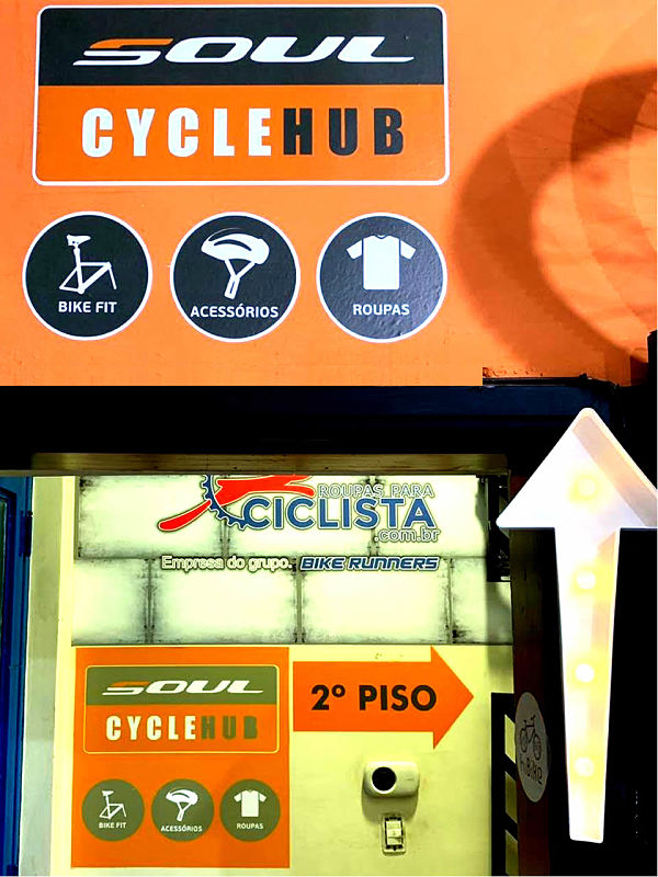 2 Andares - Vestuario e Bike Fit