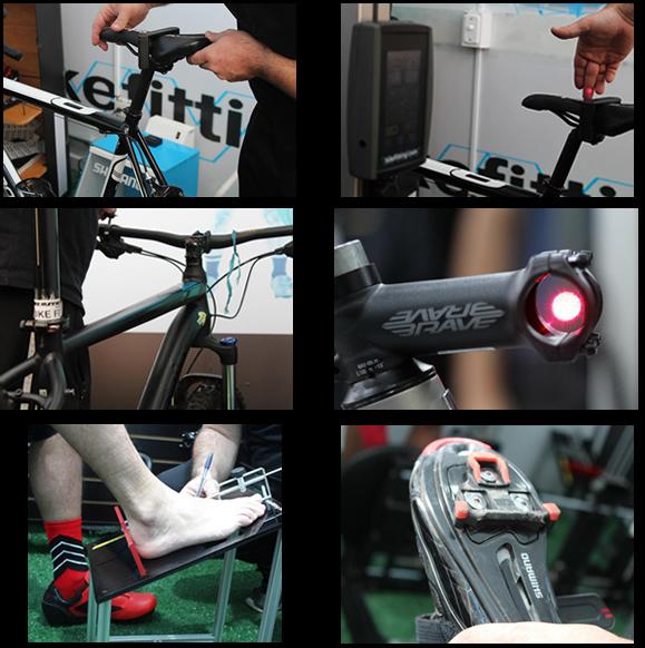Bike Fit Shimano Estatico- Agende seu Bike Fit com a Bike Runners