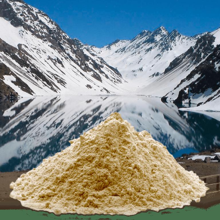 Maca Peruana imagem montanha