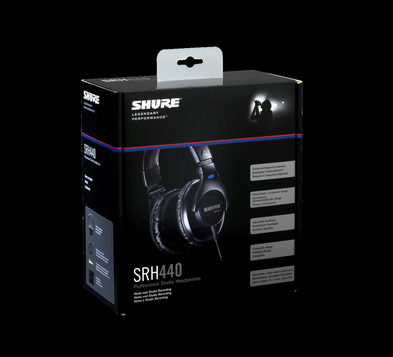 Fone SRH440 Shure