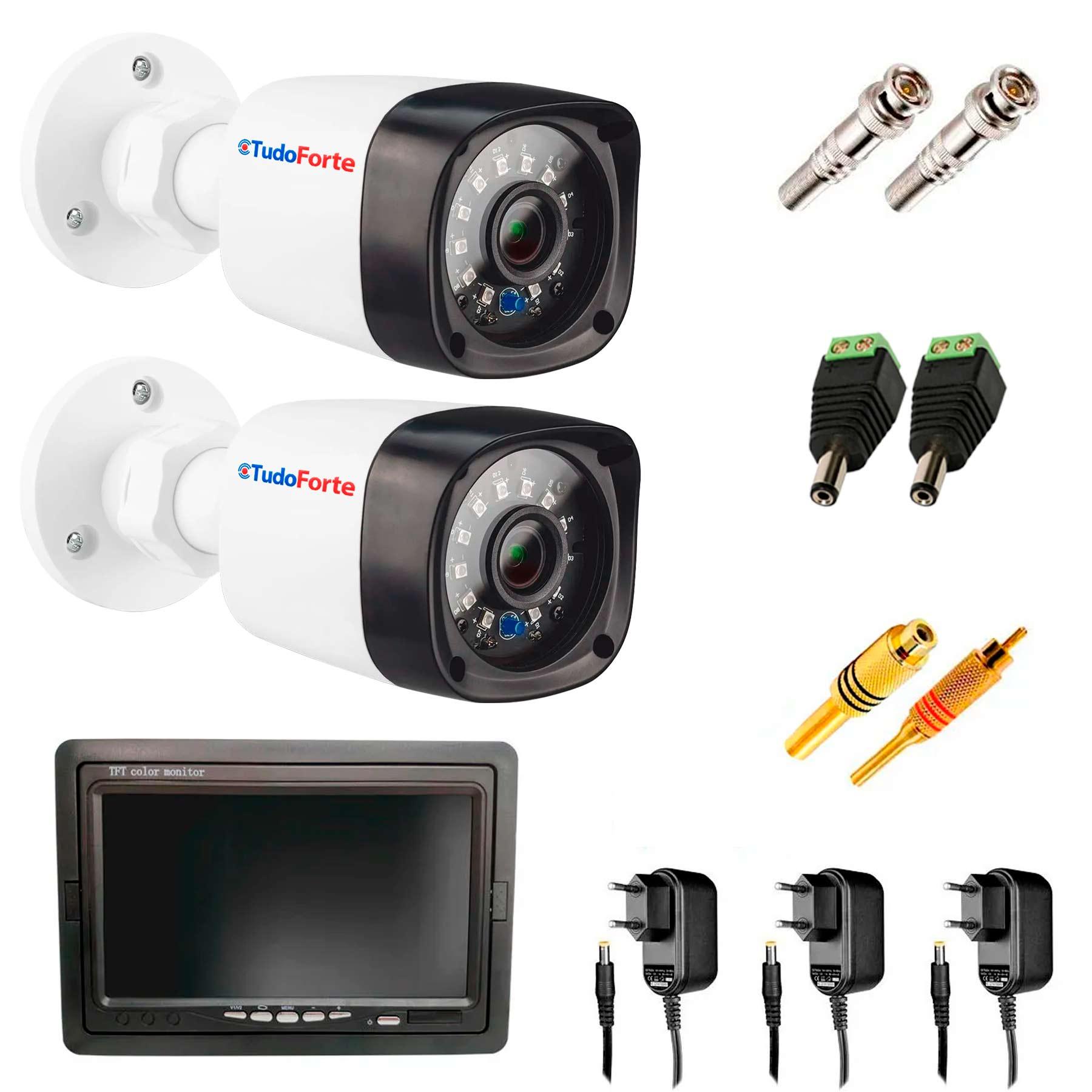 kit-02-cameras-infravermelho-20m-tudo-forte-porteiro-eletronico-ipr8010-intelbras-tela-monitor-7-polegadas-lcd-colorido-acessorios