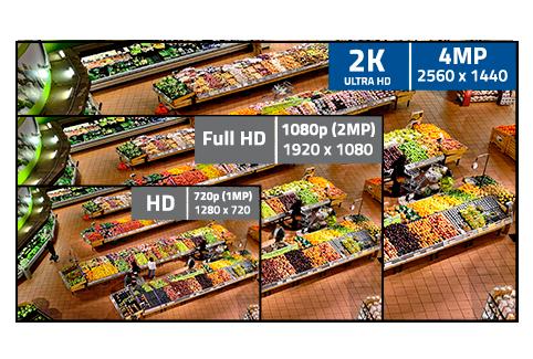 Kit Hikvision bullet 10m hd 720p 1mp