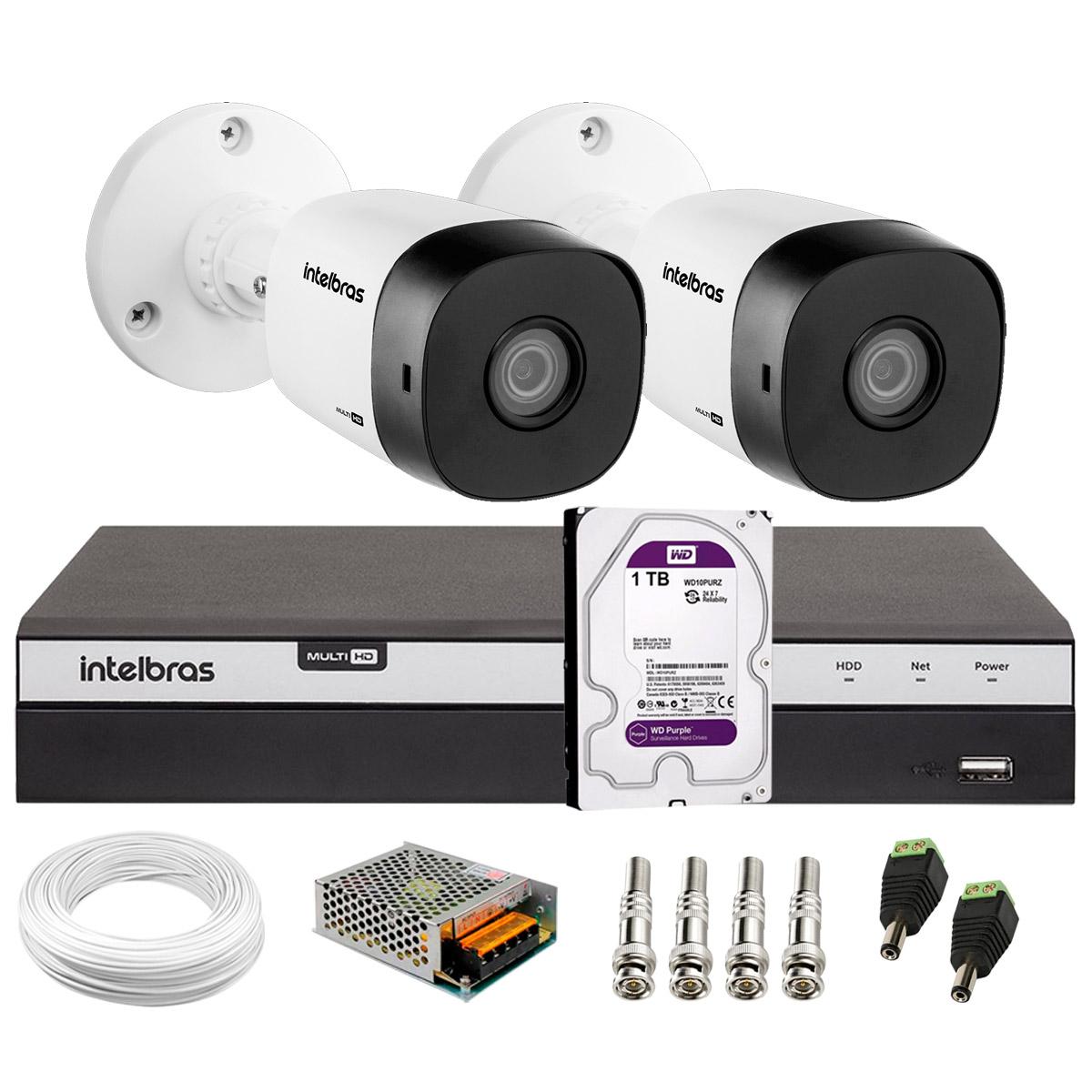 kit-8-cameras-de-seguranca-full-hd-intelbras-vhd-1220-b-g6-dvr-intelbras-full-hd-mhdx-3108-de-8-canais-acessorios