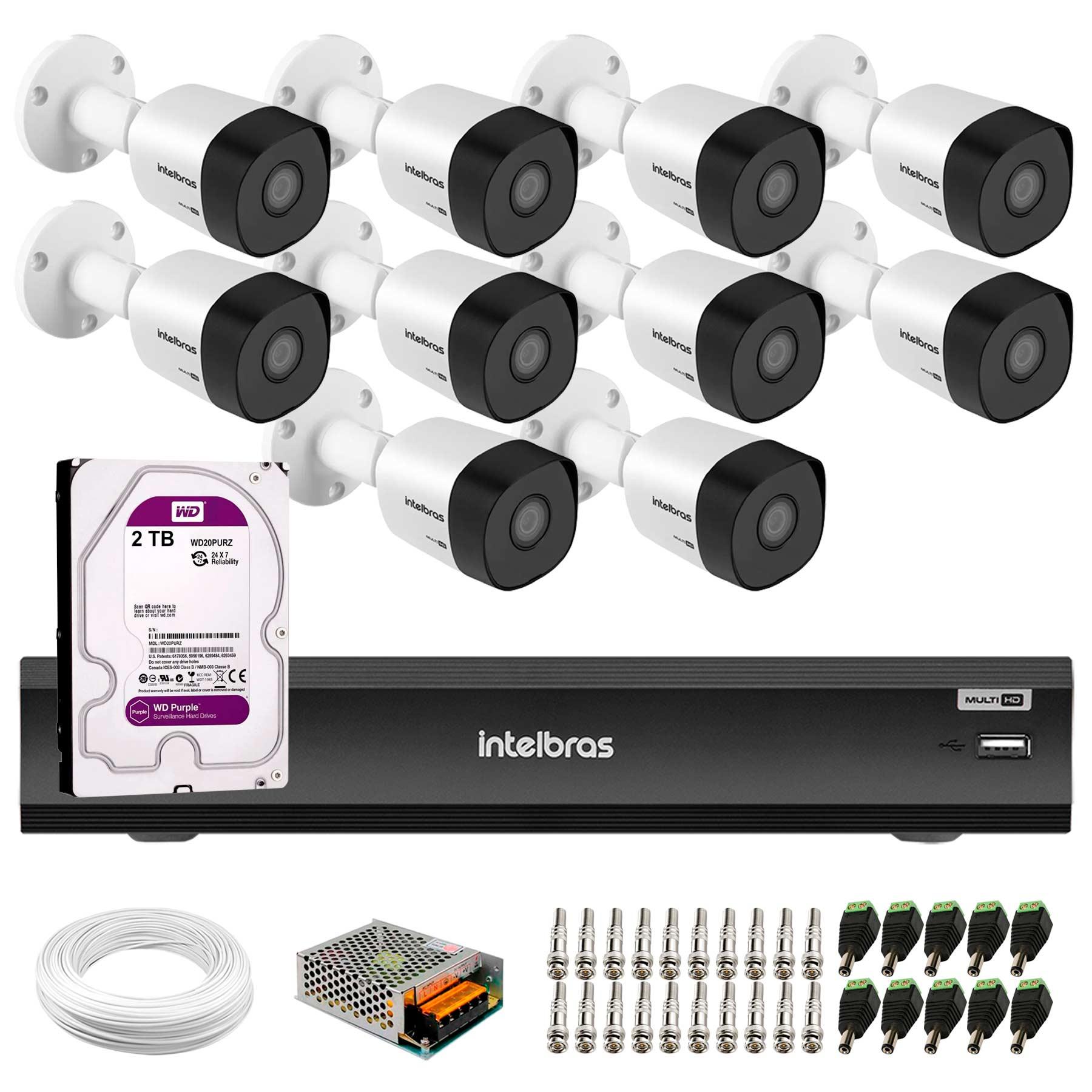 kit-12-cameras-de-seguranca-full-hd-1080p-vhd-3230-b-g5-dvr-intelbras-mhdx-3116-full-hd-de-16-canais-acessorios