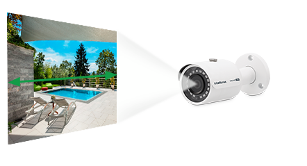 Kit Hikvision bullet 10m acesso remoto