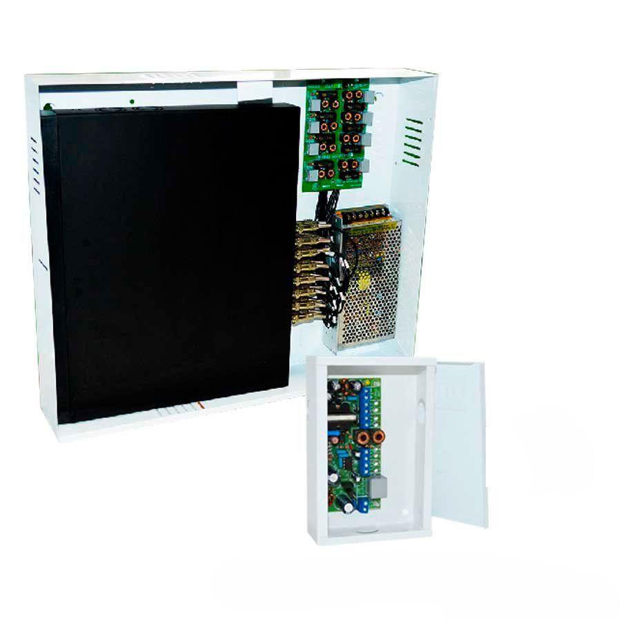 Rack-9000 PVT-DuplexChOnix-Security-Video