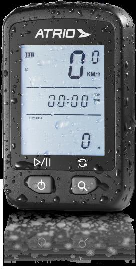 GPS Iron