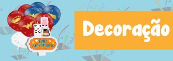 Link para Decoração Safari