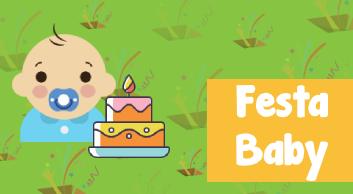 Festa Infantil para Bebês