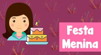 Festa Infantil para Meninas