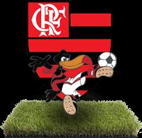 Mascote e Escudo do Flamengo