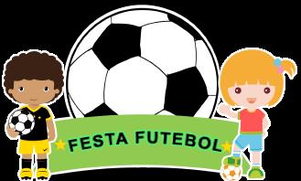 Festa Tema Futebol Menino e Menina